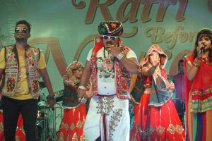 Ratri B4 Navratri 2016