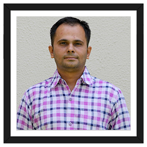 Prof. Manthan D Upadhyay