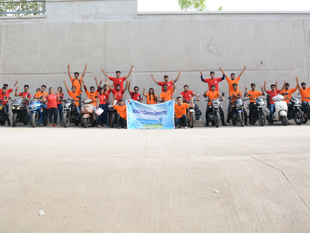 Bike-A-Thon: Say No to Drugs Campaign on 9th July 2017