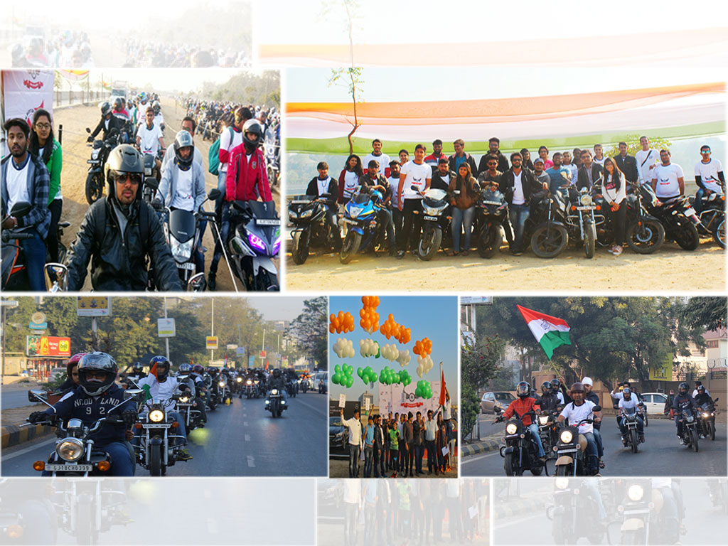 Ride for Nation: Bike Rally