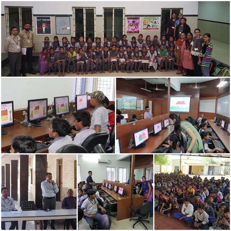 Prarambh: Computer Literacy Drive
